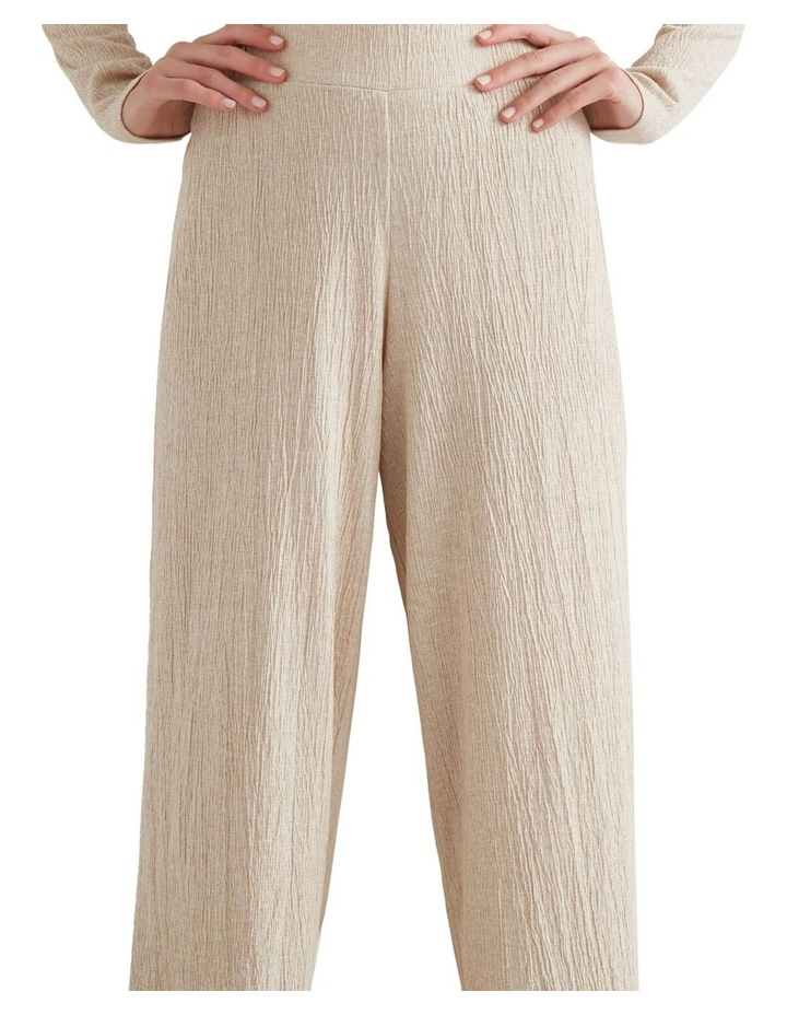 Textured Lounge Pants image 4