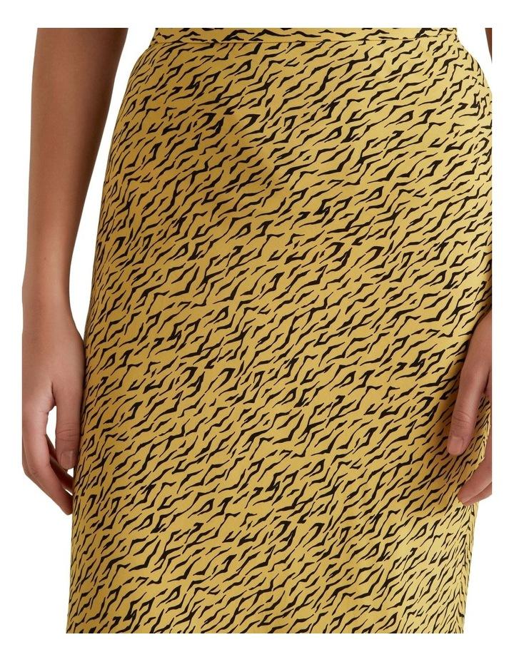 Animal Print Skirt image 3