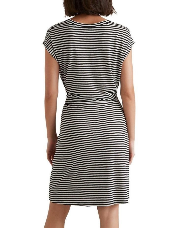 Tie Up Stripe Dress image 3