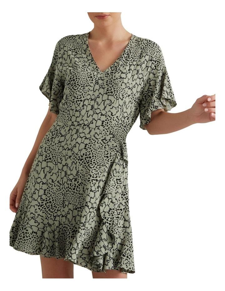 Spliced Animal Pint Dress image 2
