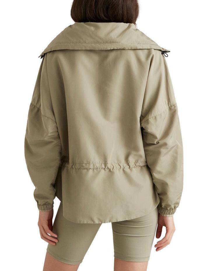 Elastic Waist Spray Jacket image 2