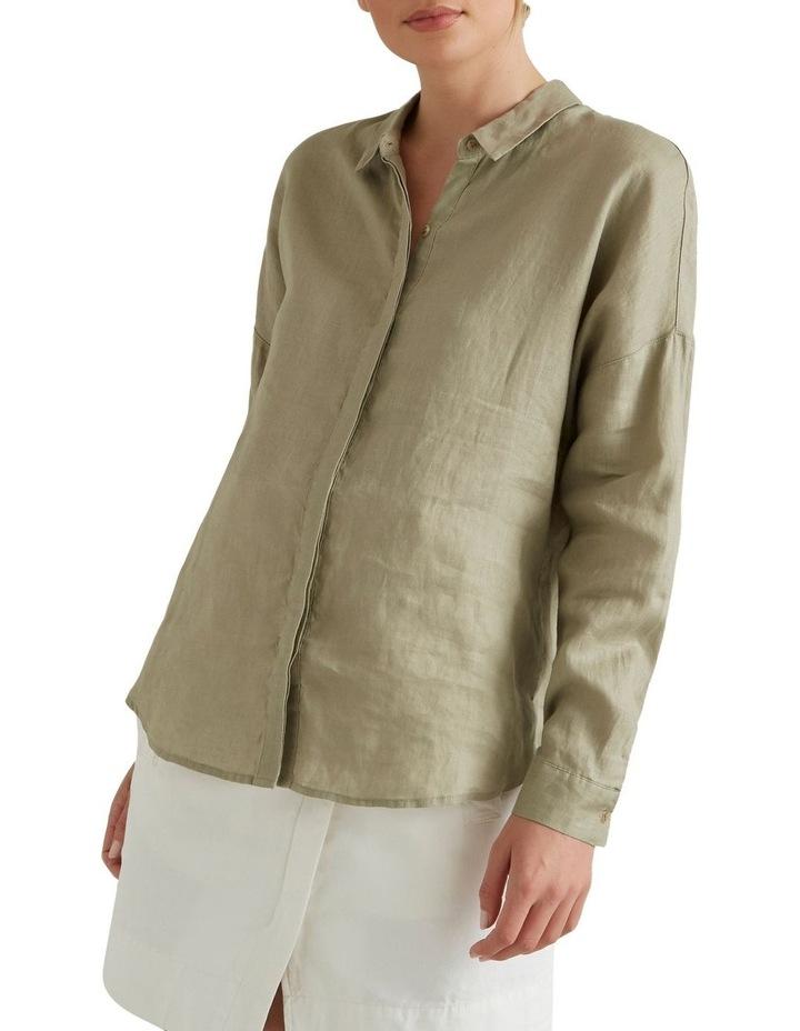 Classic Linen Shirt image 1
