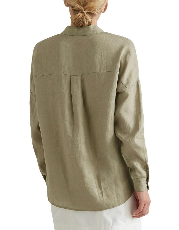 Classic Linen Shirt image 2