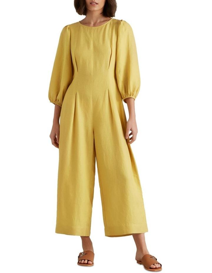Blouson Sleeve Jumpsuit image 1