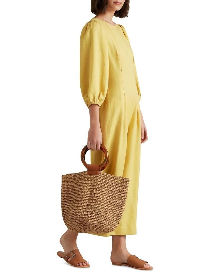 Blouson Sleeve Jumpsuit image 2