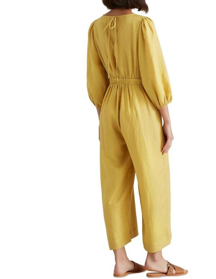 Blouson Sleeve Jumpsuit image 3