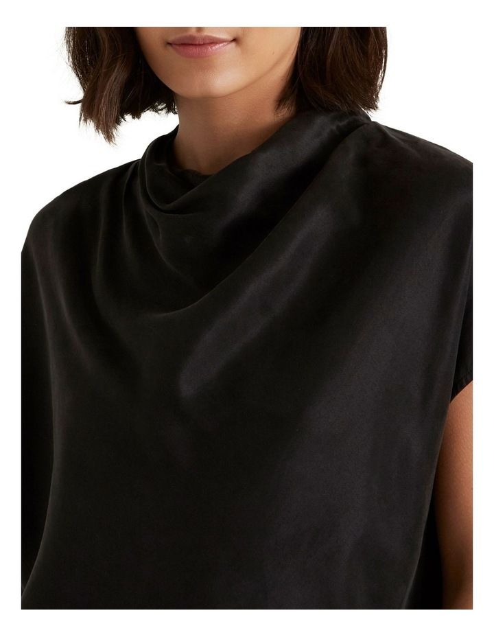 Funnel Neck Top image 4