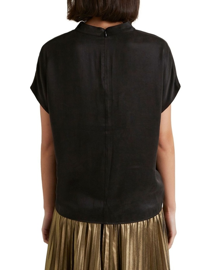 Funnel Neck Top image 5