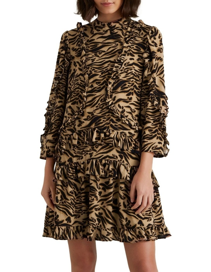 Frill Animal Dress image 1