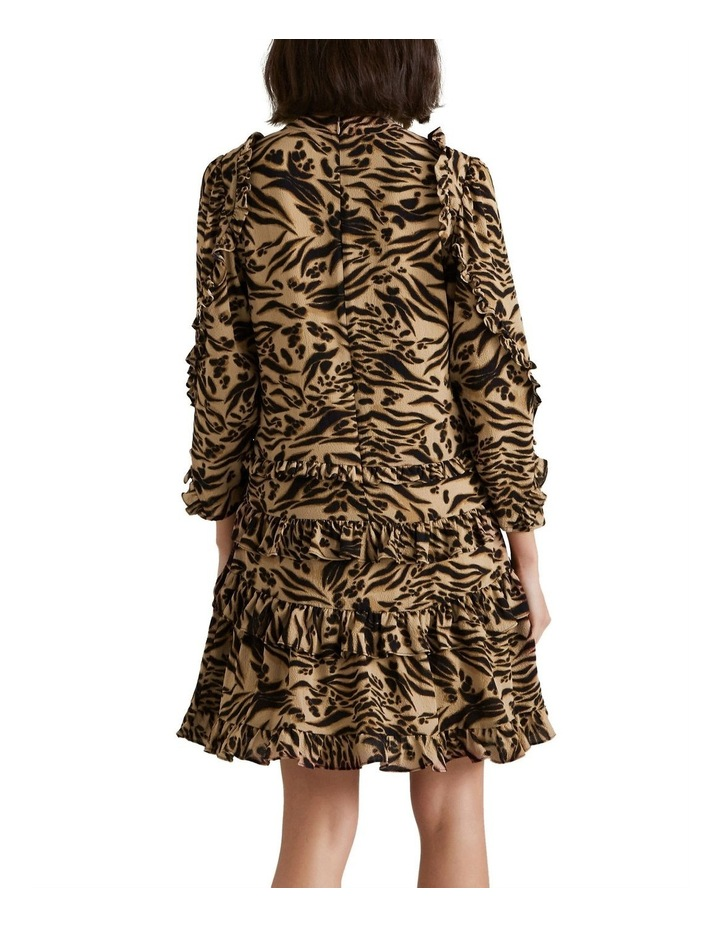 Frill Animal Dress image 5