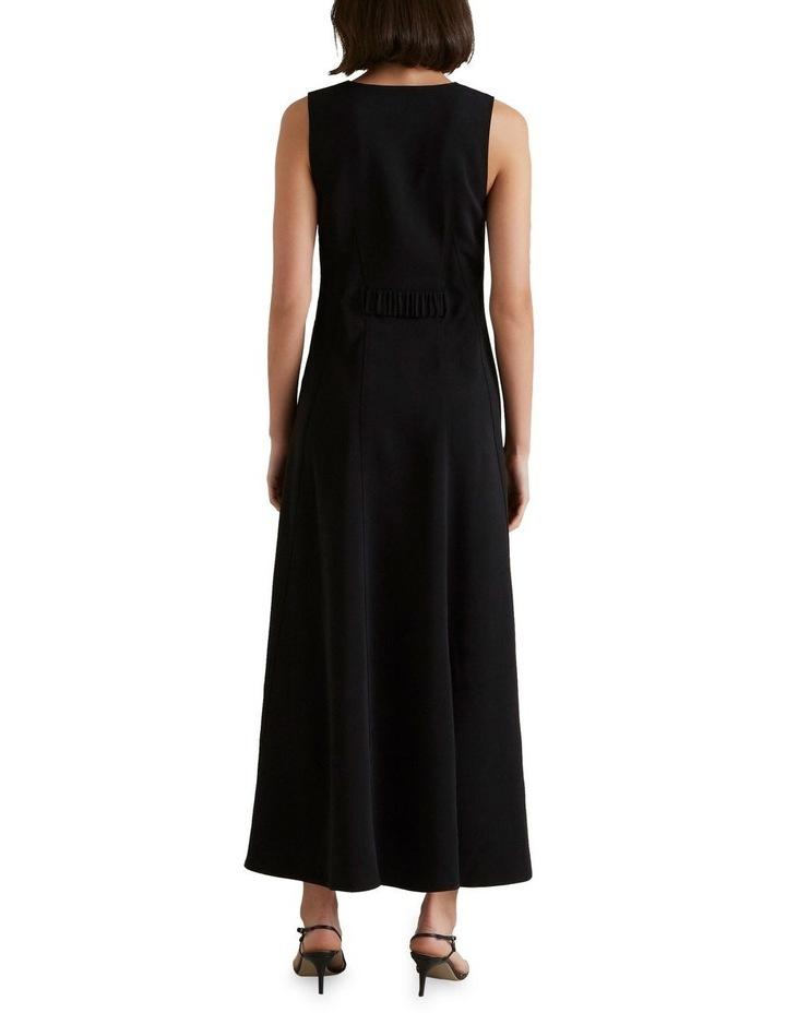 Clasp Belt Dress image 3