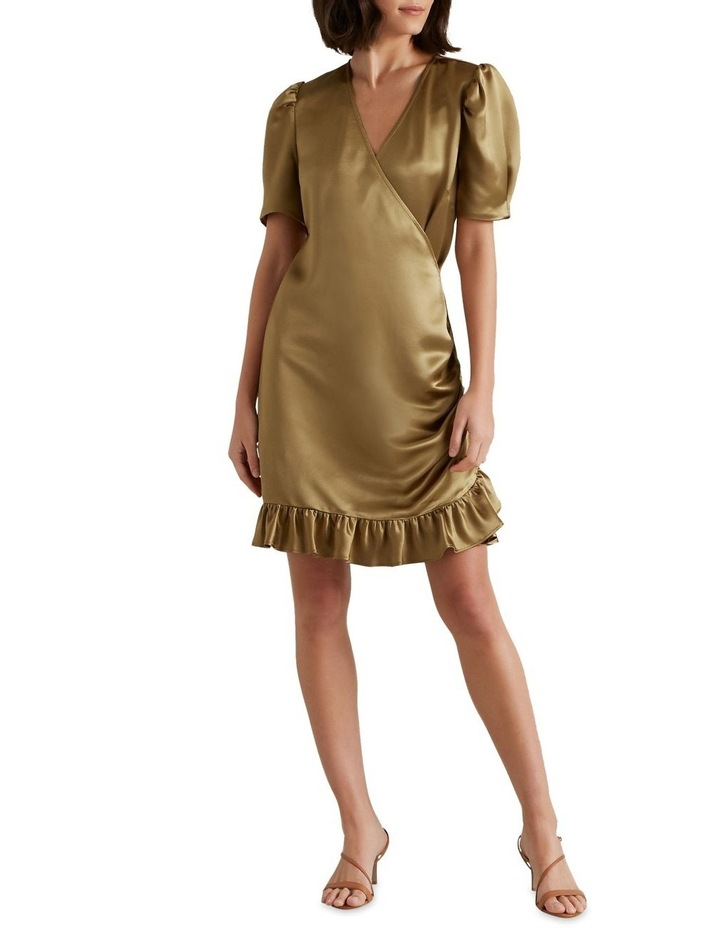 Wrap Over Dress image 1