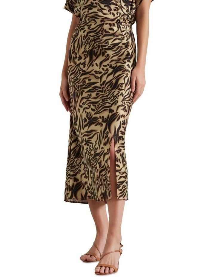 Front Split Skirt image 1