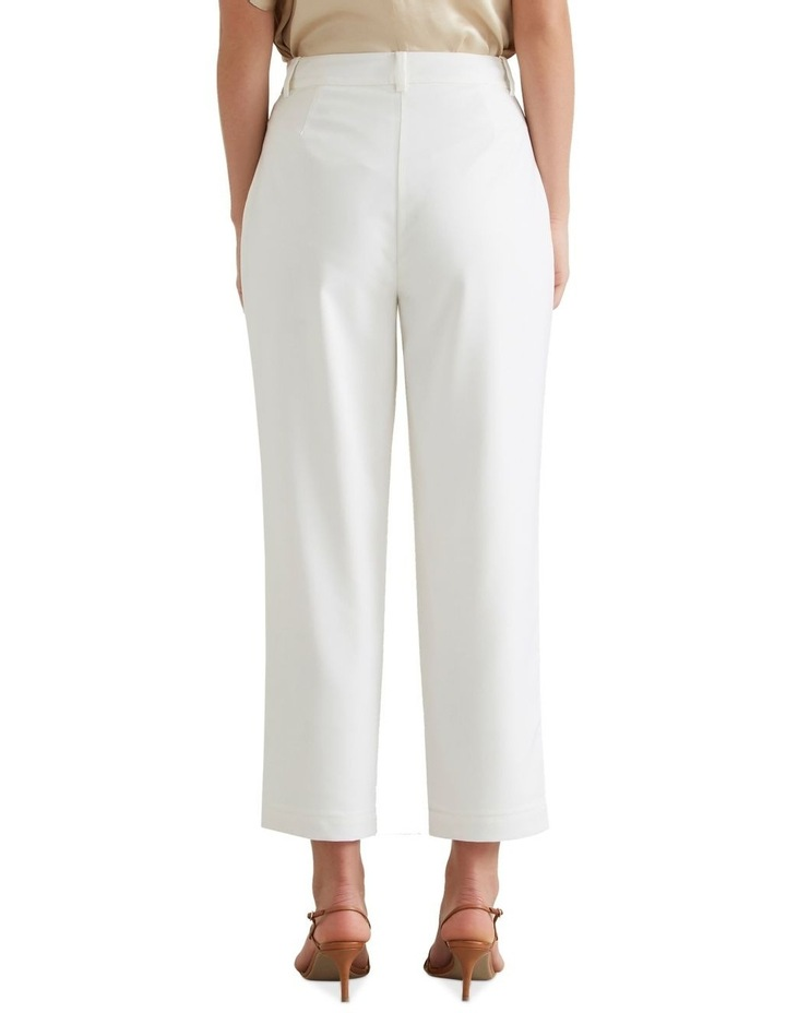 High Waisted Trouser image 3