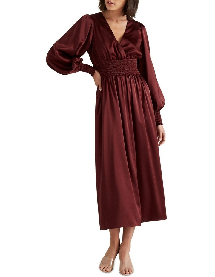 Shirred Waist Dress image 3