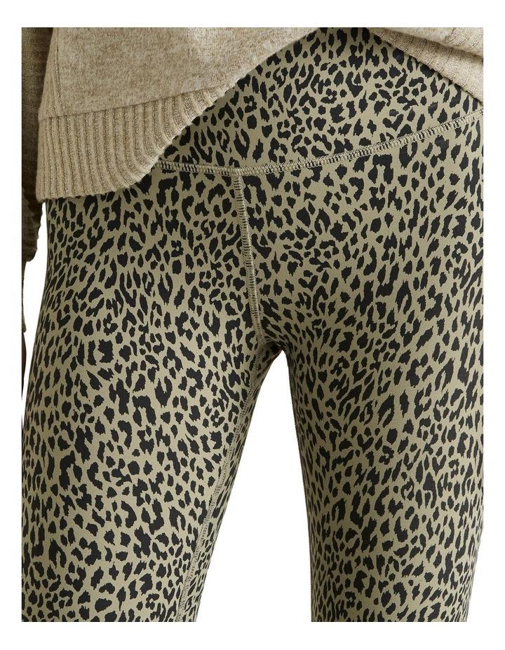 Animal Print Legging image 4