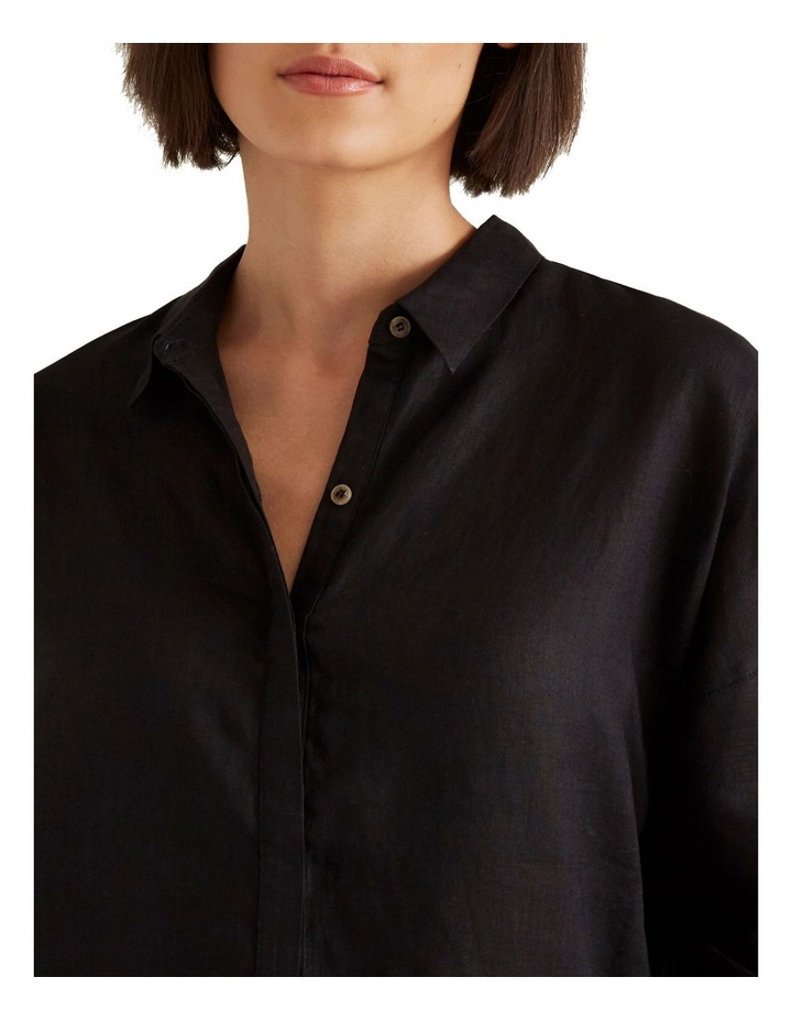 Classic Linen Shirt image 4