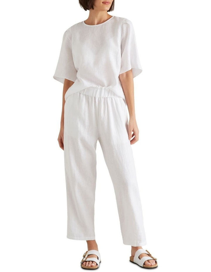 Linen Relaxed Pant image 1