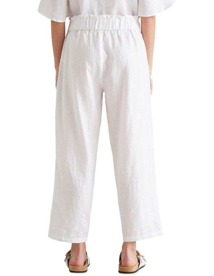 Linen Relaxed Pant image 2