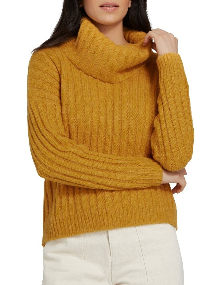 Ribbed Roll Neck image 1