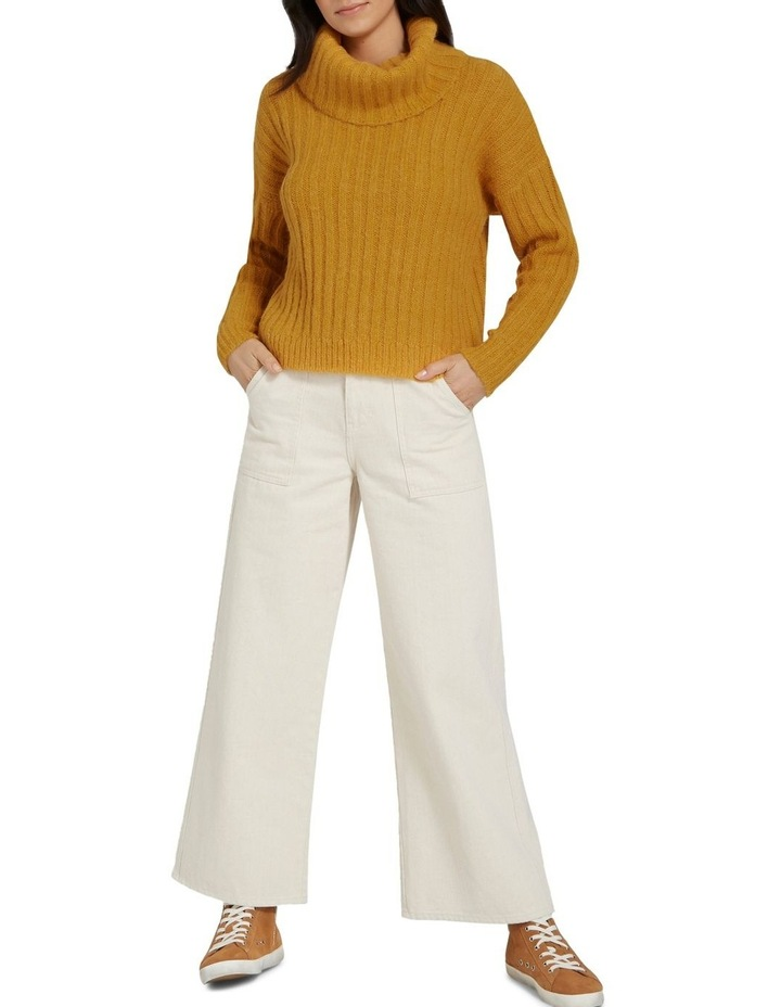 Ribbed Roll Neck image 2