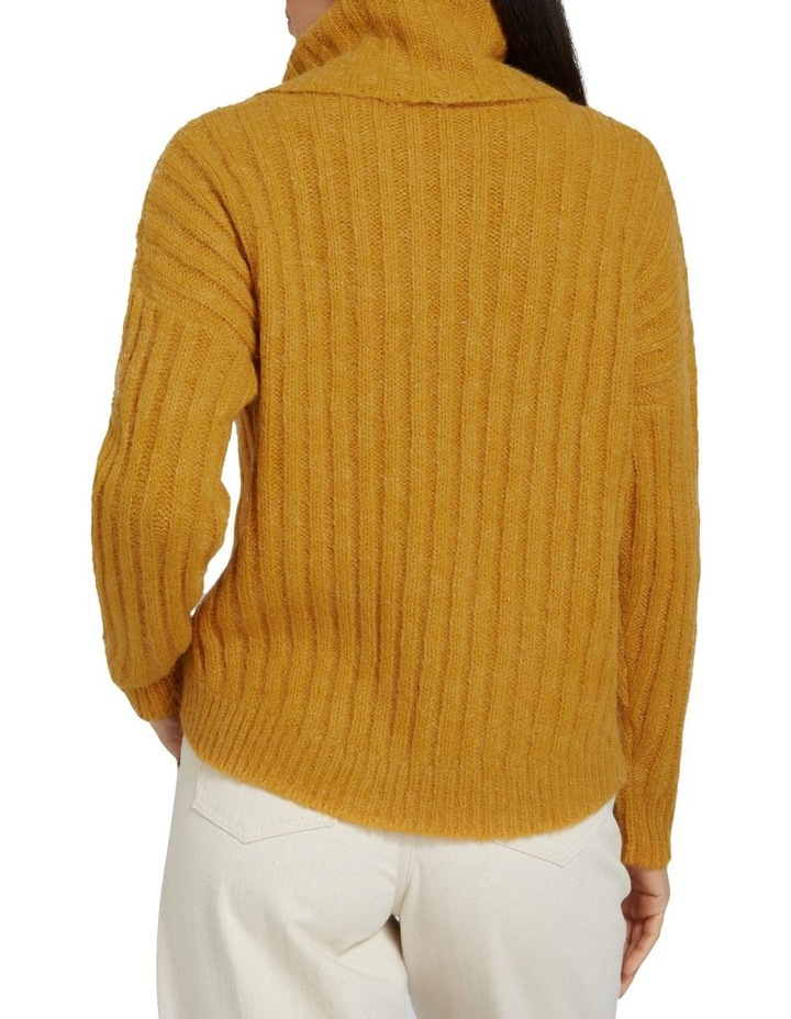 Ribbed Roll Neck image 3