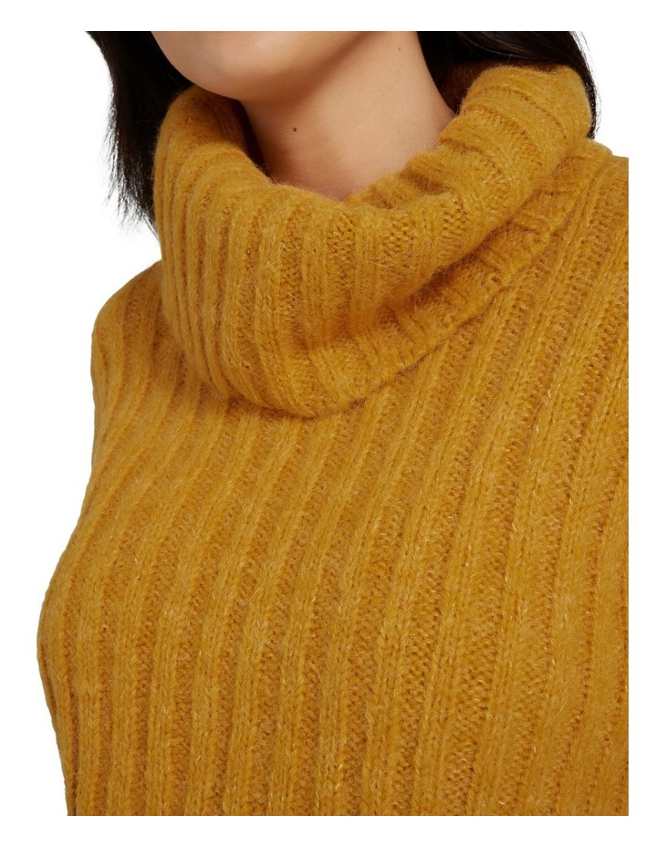 Ribbed Roll Neck image 4