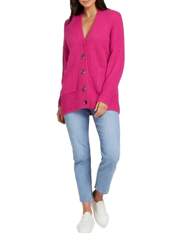Cosy Button Down Cardigan image 2
