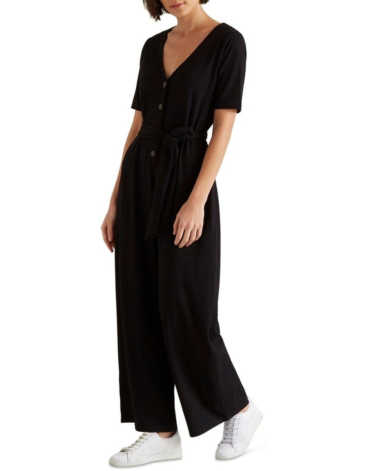 Ribbed Jersey Jumpsuit image 2