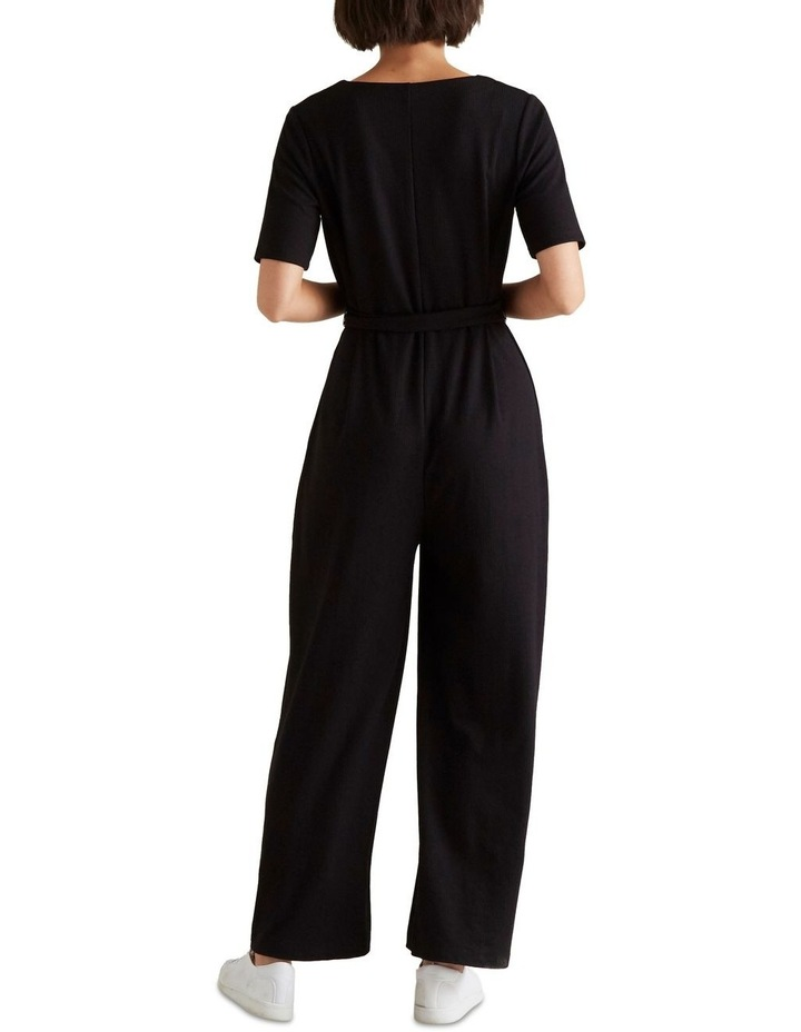 Ribbed Jersey Jumpsuit image 3