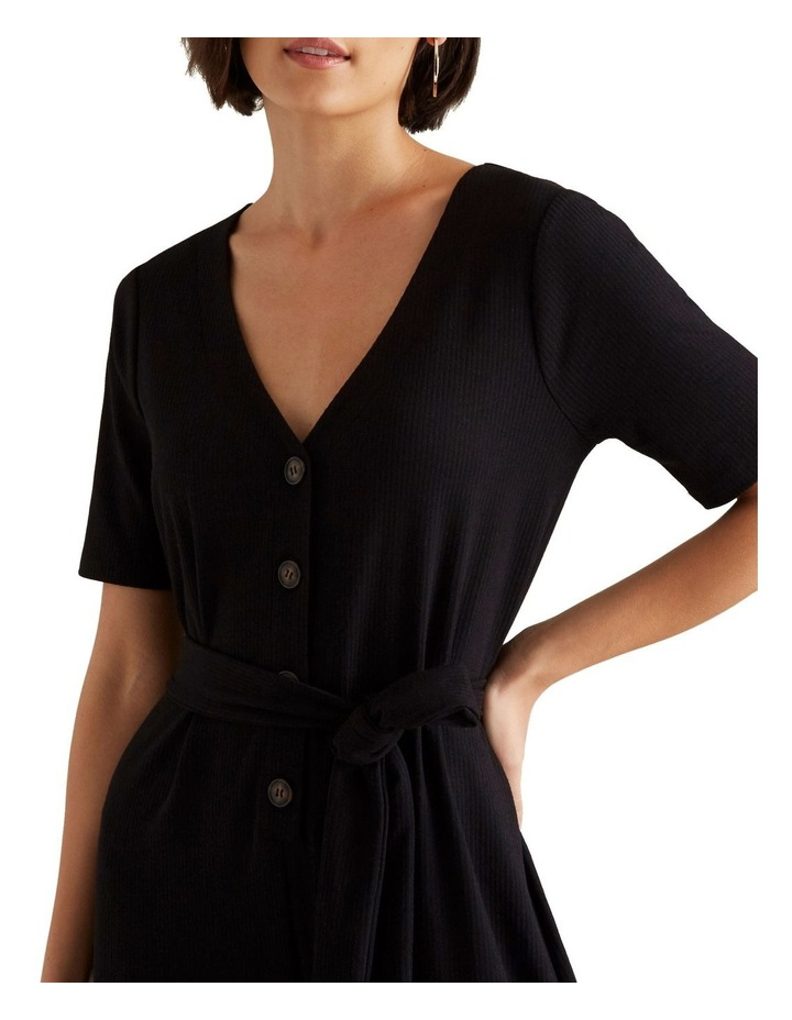 Ribbed Jersey Jumpsuit image 4