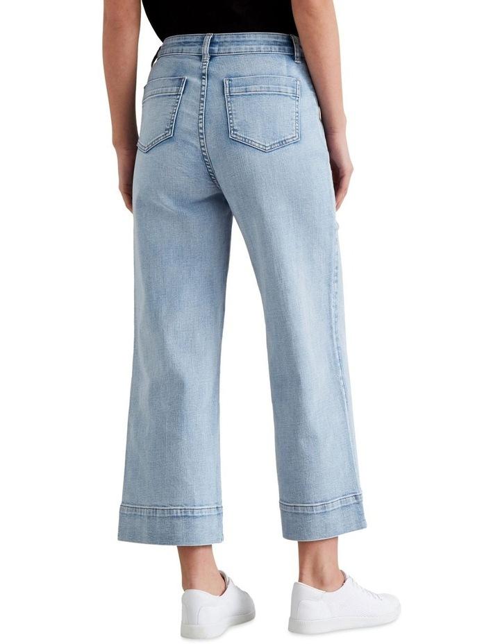 Mini Pocket Denim Pant image 2