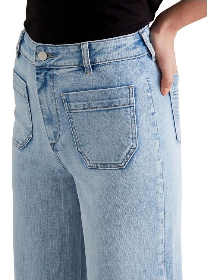 Mini Pocket Denim Pant image 3