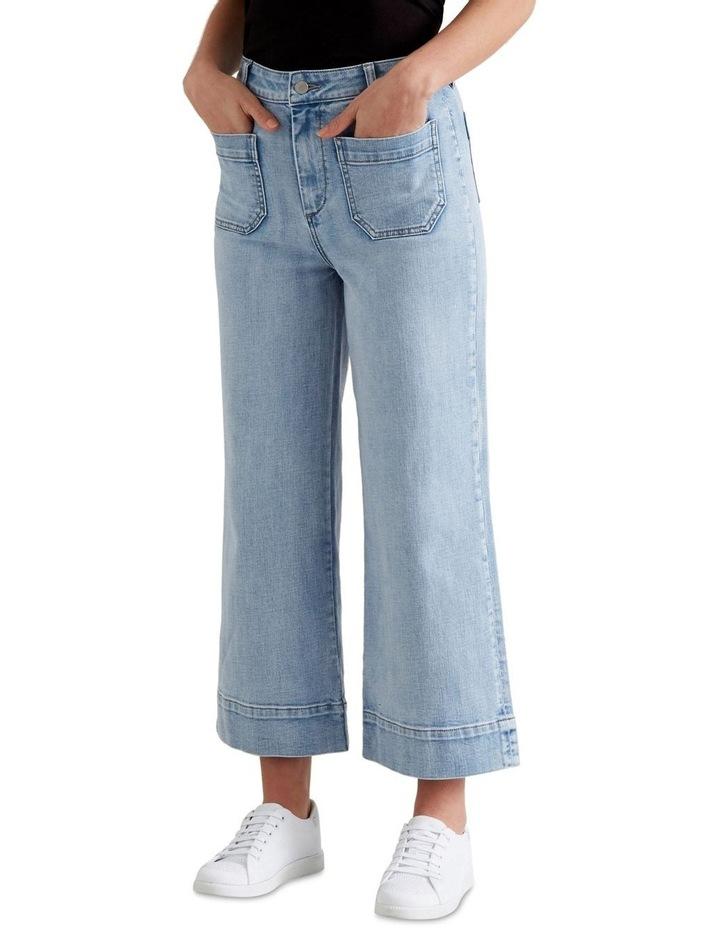 Mini Pocket Denim Pant image 4