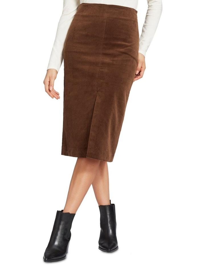 Corduroy Skirt image 1