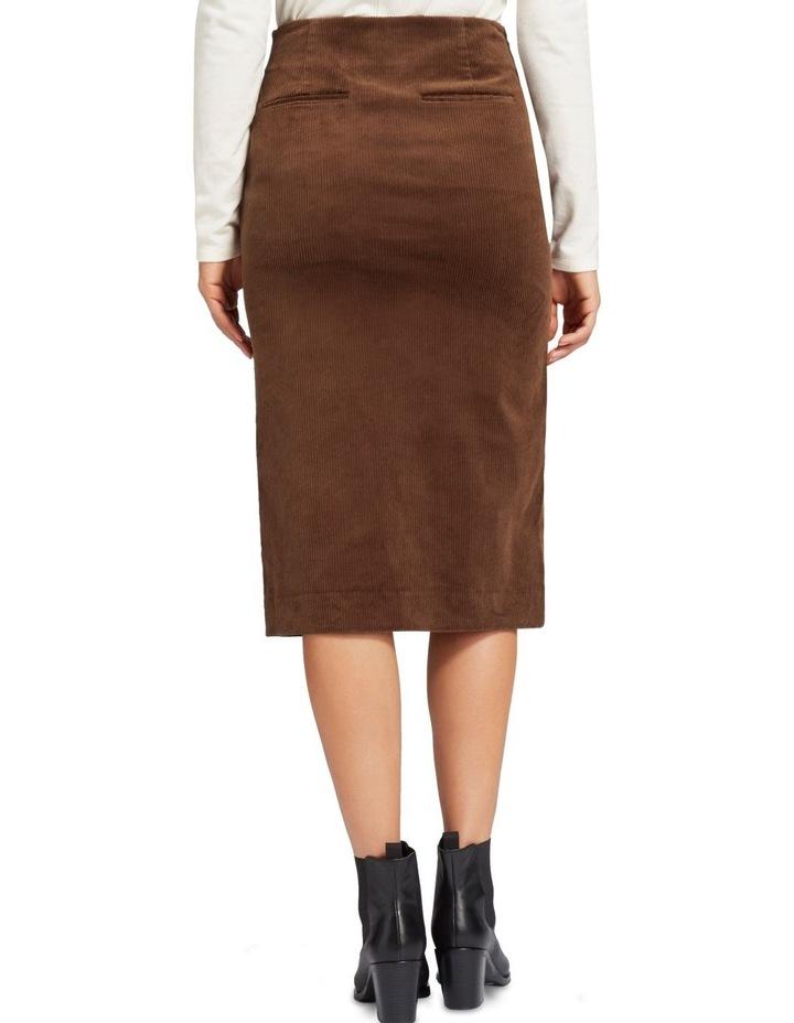 Corduroy Skirt image 2