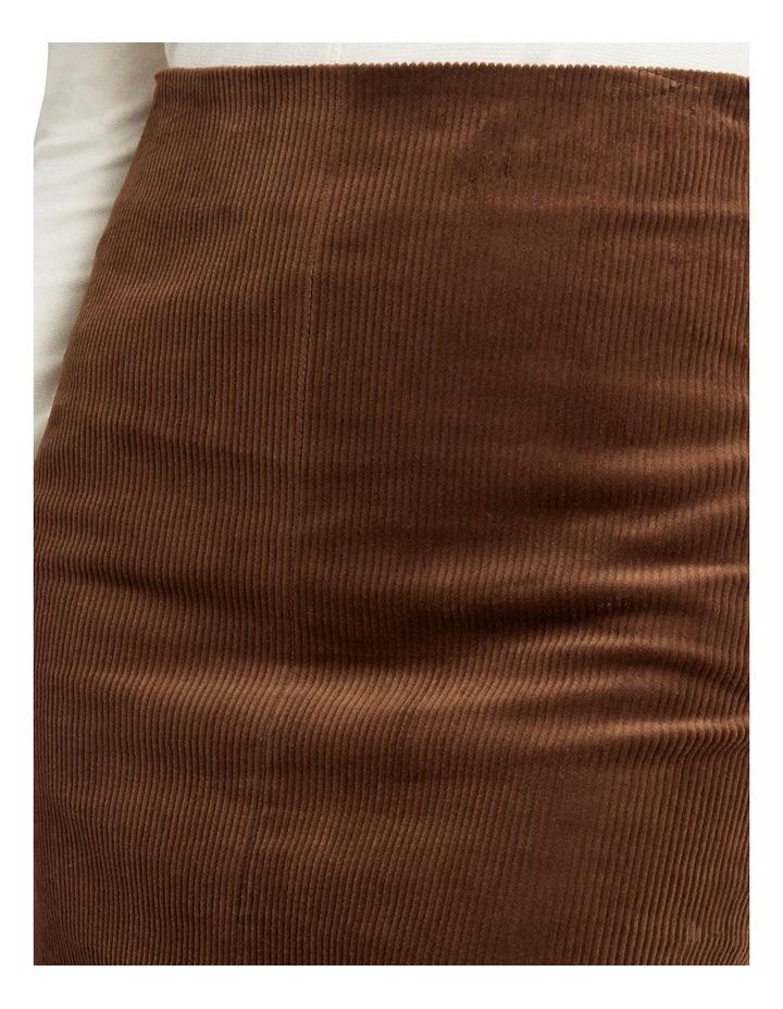Corduroy Skirt image 3