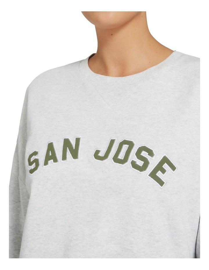 San Jose Slogan Windcheater image 4