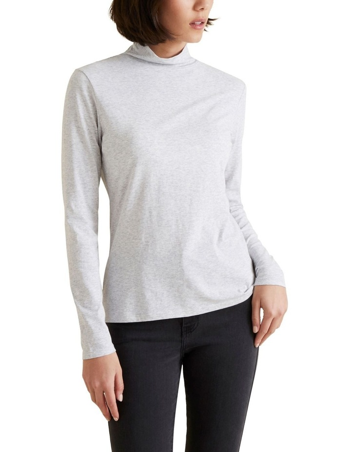 Classic Roll Neck Top image 1