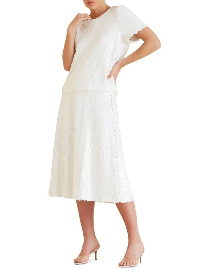 Sequin Skirt image 1