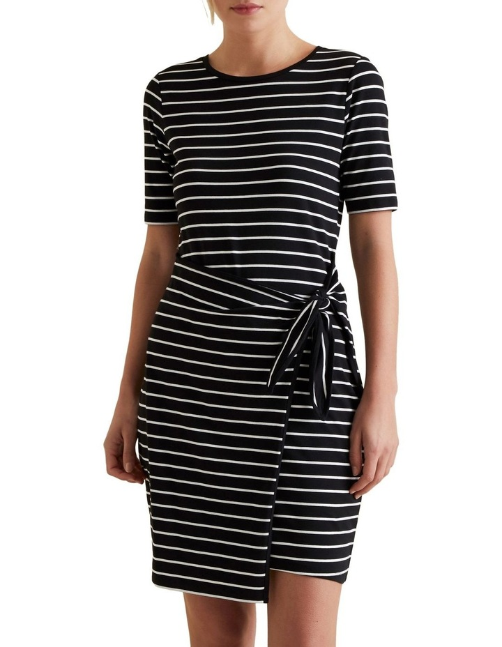Knot Front Dress image 1
