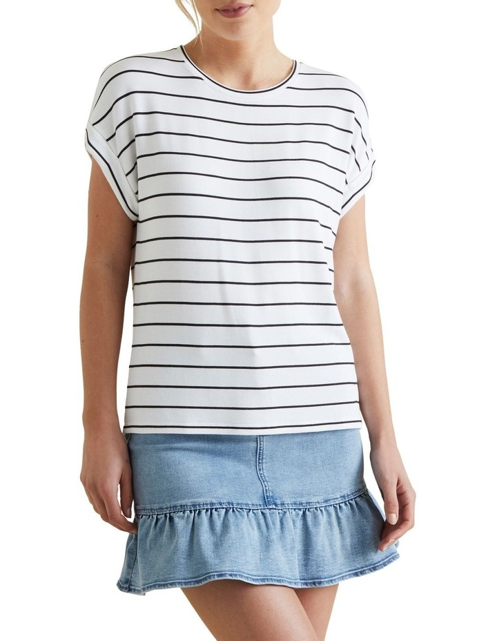 Striped Tee image 1