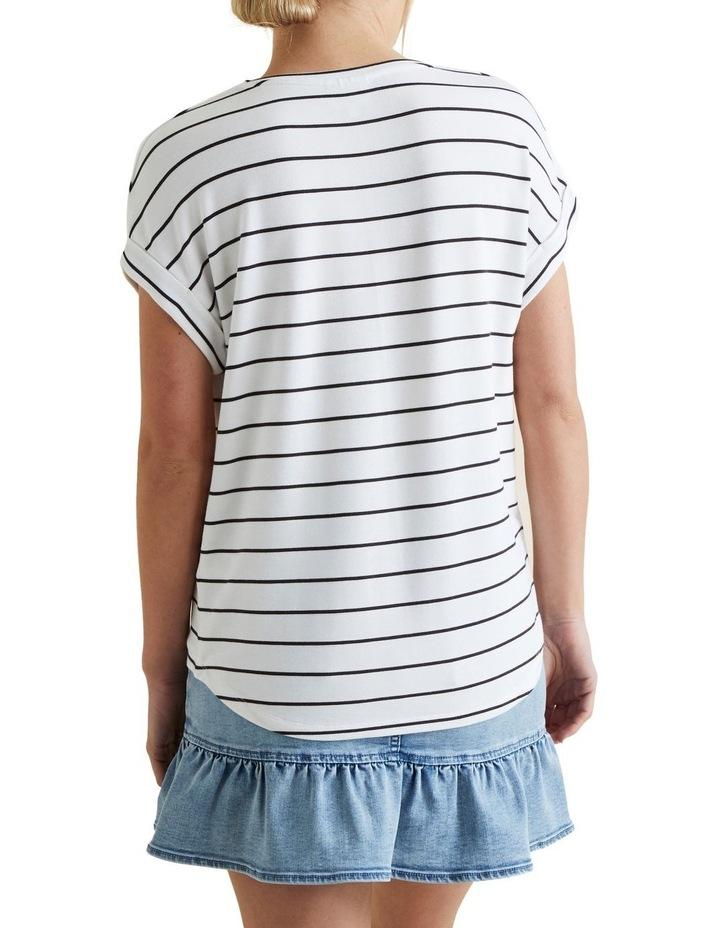 Striped Tee image 3