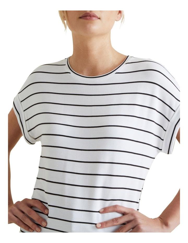Striped Tee image 4