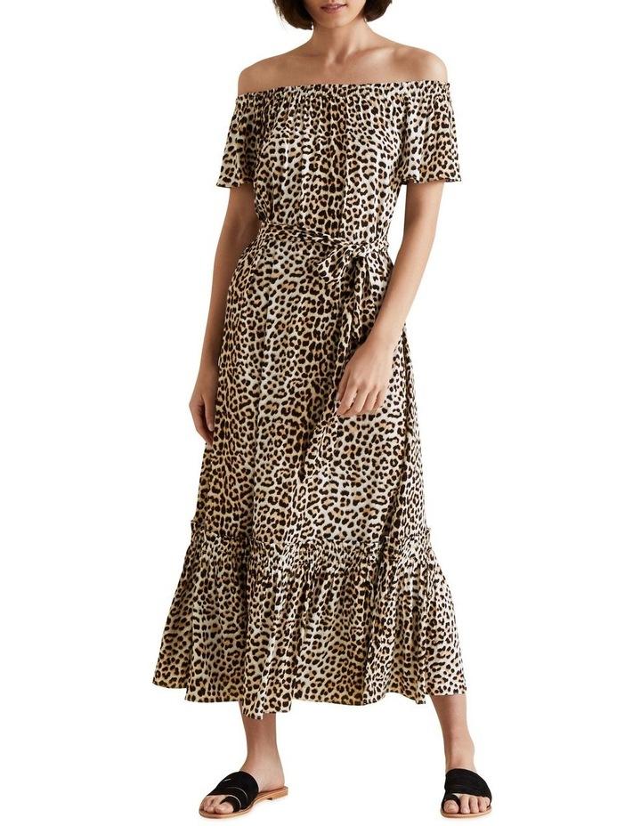 Ocelot Maxi Dress image 1