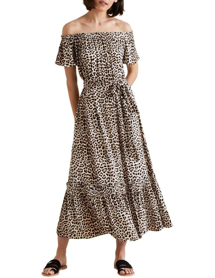 Ocelot Maxi Dress image 2