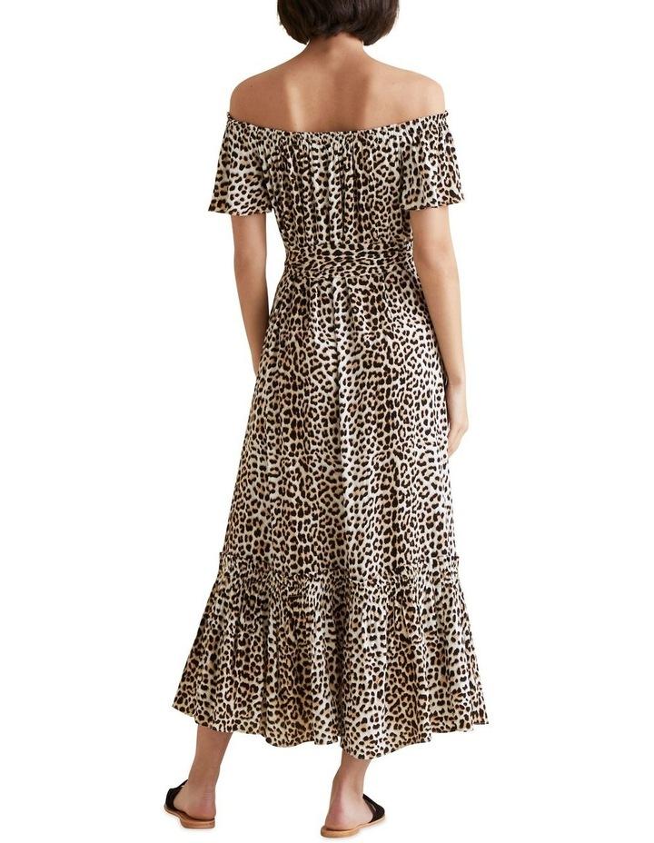 Ocelot Maxi Dress image 3