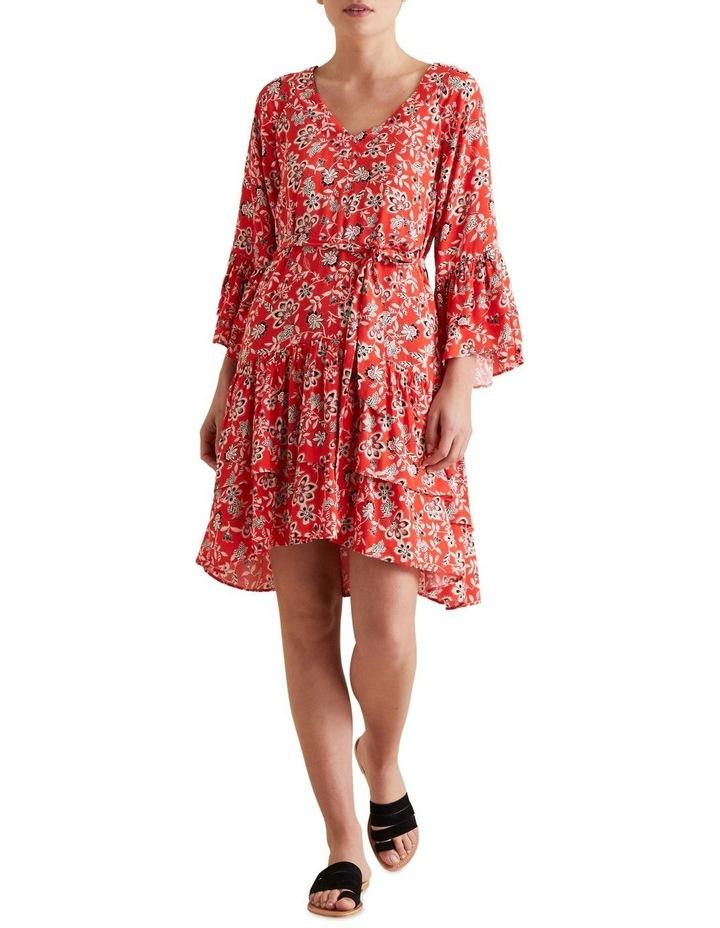Tiered Ruffle Dress image 2