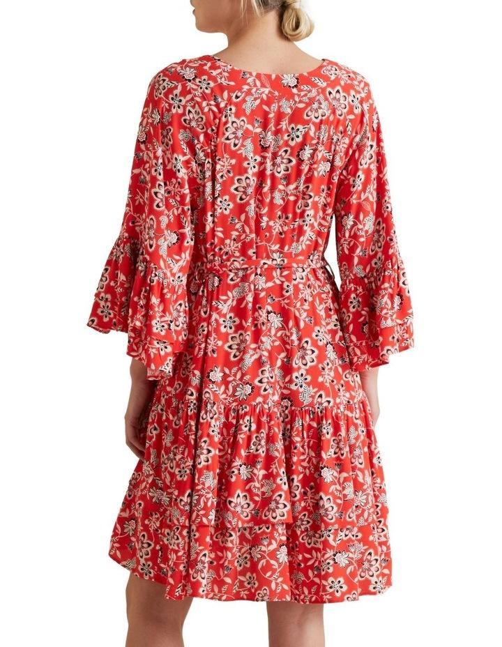 Tiered Ruffle Dress image 3