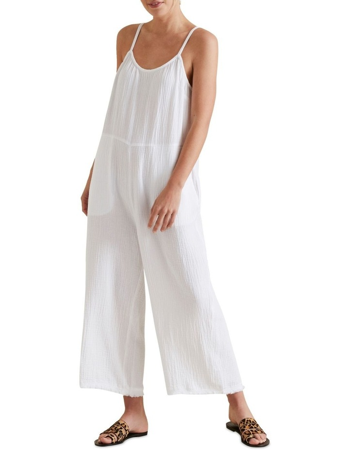 Cheesecloth Jumpsuit image 1